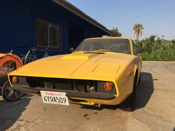 1971 Saab Sonett Salvage Car For Sale in Fresno, California