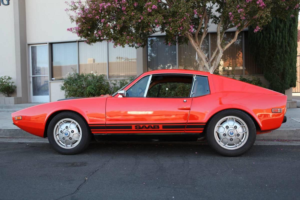 Craigslist Classifieds Los Angeles >> 1972 Saab Sonett V4 Manual For Sale in Los Angeles, California