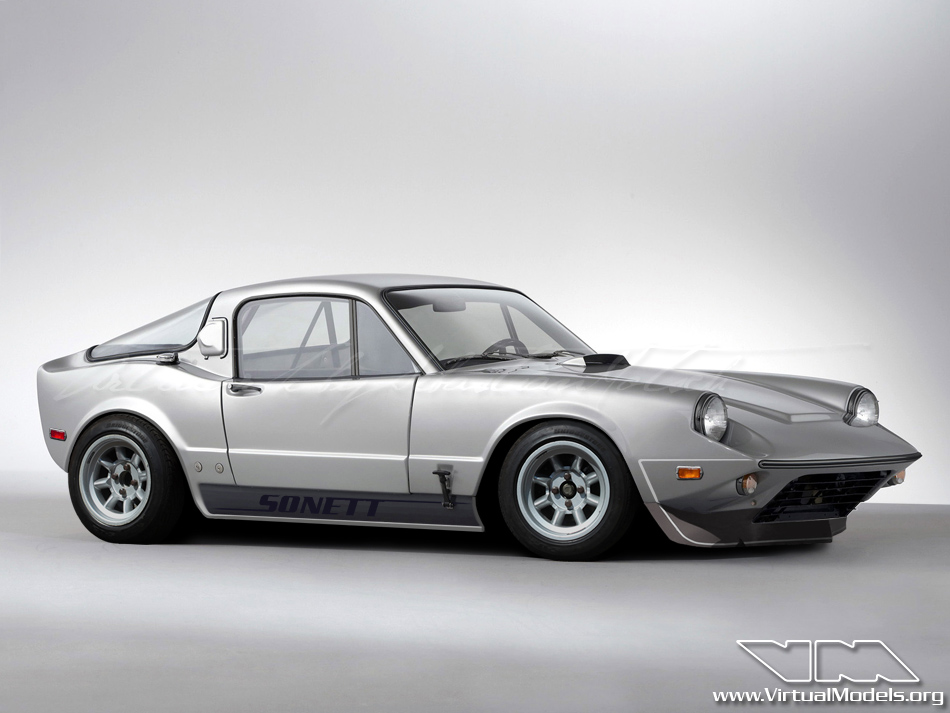 Saab Sonett Pictures - Photo Gallery, Images, Vintage Ads